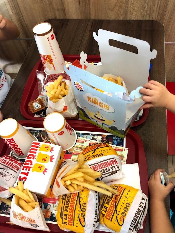 Foto Burger King 6