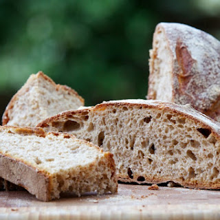 Country Loaf Bread Recipe - Pain De Campagne