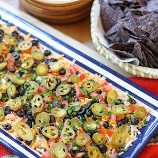 Hot Taco Dip With Cream Cheese Recipes