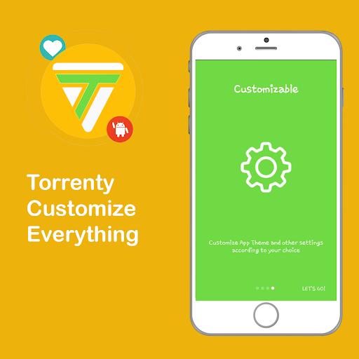 Torrenty-Torrent Pro Client BitTorrent Downloader 2.0. screenshots 7