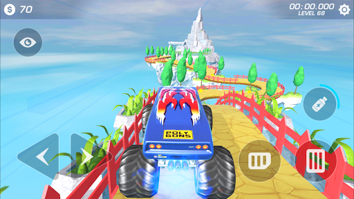 Car Climb Stunts 3D screenshot 5