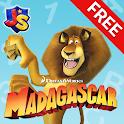 Madagascar Surf n' Slides Free icon