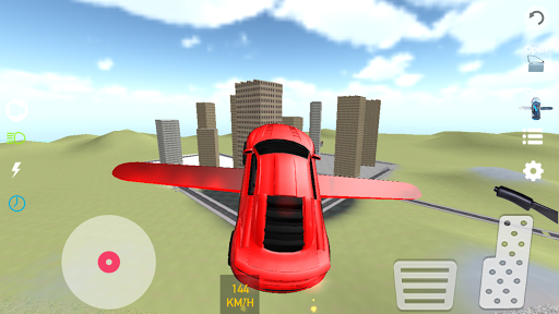 Pro Flying Car Simulator  code Triche 2
