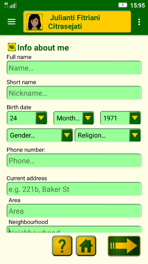 Cari Helper- screenshot