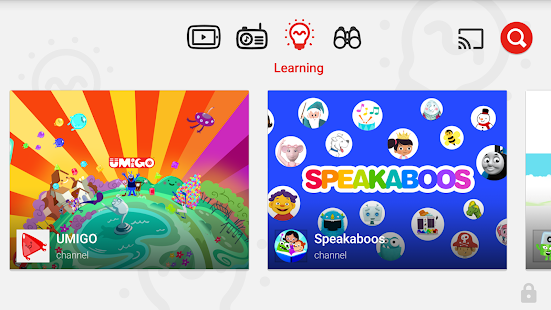 YouTube Kids Screenshot 5