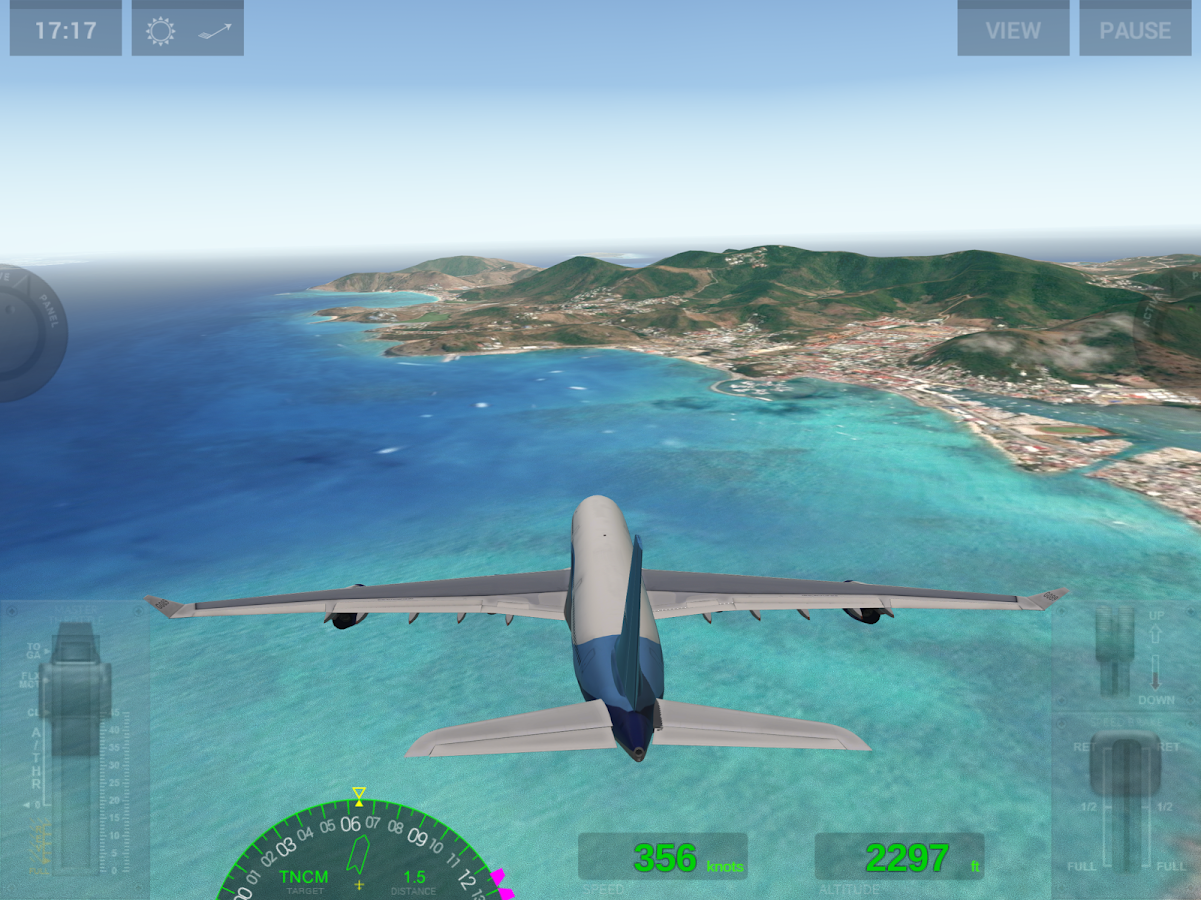 Screenshots of Extreme Landings for iPhone