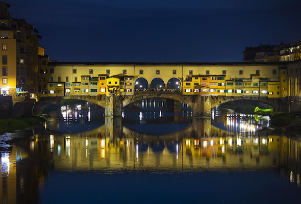 One night in Florence di Eduard