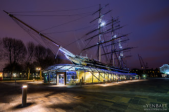 Photo: The Cutty Sark - London, UK. © Yen Baet - www.YenBaet.com / Facebook - www.facebook.com/YenBaetPhotography. All Rights Reserved.