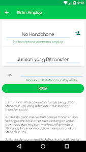 Mentimun Pay screenshot 3