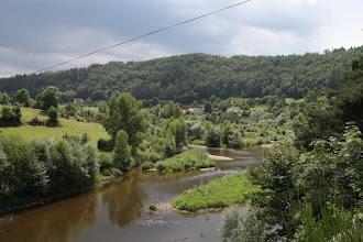 Photo: J28 :  la Loire avant Vorey sur Arzon