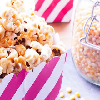 Caramel Covered Popcorn Recipe