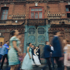 Wedding photographer Ilya Evstigneev (Gidrobus). Photo of 09.07.2017