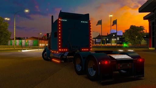 3D Euro Truck Driving Simulator Extreme 20 screenshots 5