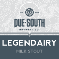 Logo of Due South Legendairy Milk Stout