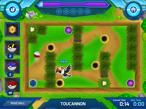Camp Pokémon screenshot 13