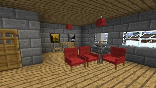 Decoration Mod for Minecraft PE 1