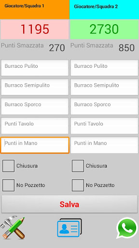 Burraco Punti