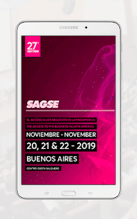SAGSE Buenos Aires for PC-Windows 7,8,10 and Mac apk screenshot 3