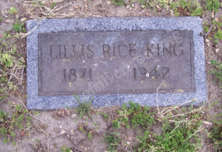 Photo: King, Lillis Rice