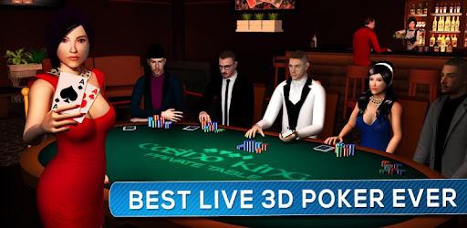 Poker 3d Live And Offline On Windows Pc Download Free 3 6 Com Poker Texasholdem Live3d Offline Card Online Game Free