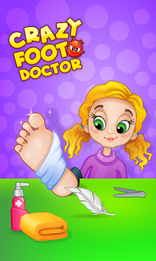 Crazy Foot Doctor  screenshots 1