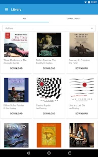 EBSCO Audiobooks- screenshot thumbnail