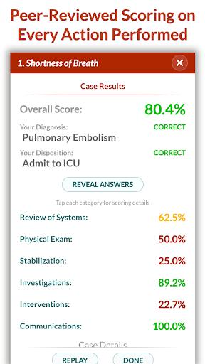 Full Code - Emergency Medicine Simulation 2.0.2 screenshots 4