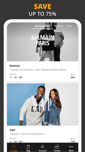 Zalando Lounge - Shopping Club Apk 1