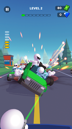 Rage Road screenshot 1