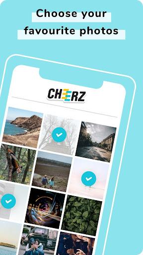 CHEERZ- Photo Printing screenshots 2