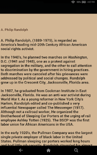 Black History People 2.4- screenshot thumbnail