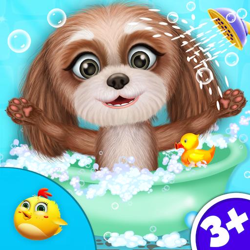 吉蒂和小狗寵物護理 休閒 App LOGO-APP開箱王