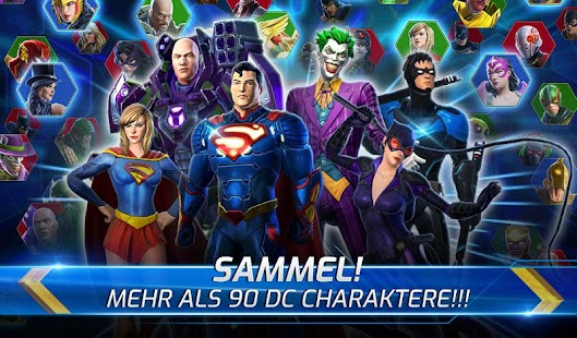 DC Legends: Kampf für Ger. Screenshot