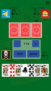 Thousand (1000) - card game - náhled