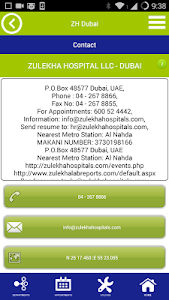 Zulekha Hospitals screenshot 2