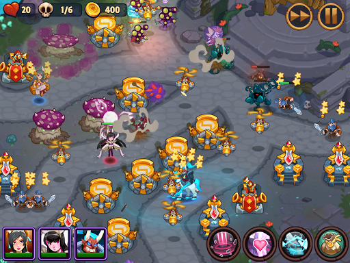 Realm Defense: Epic Tower Defense Strategy Game screenshot 15