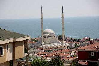 Photo: Day 102 - Mosque in the Town of Buyukcekmec