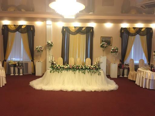 Свадебная площадка в «Барская Усадьба» за городом в Подмосковье