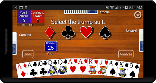 Pinochle Classic 1.9 screenshots 4