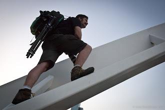 Photo: Climbing