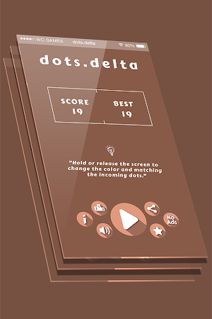 dots δ | Tap Color Switch 2.0 screenshot 1498400