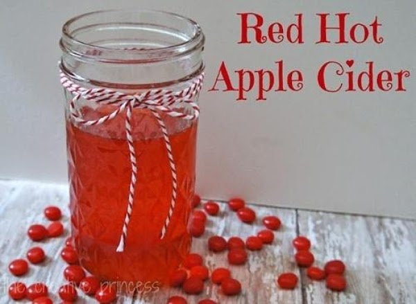 Red Hot Apple Cider Recipe
