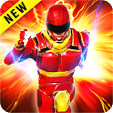Grand Speed Light Robot Battle icon