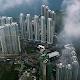 city skyline wallpaper - cloud sky wallpaper APK
