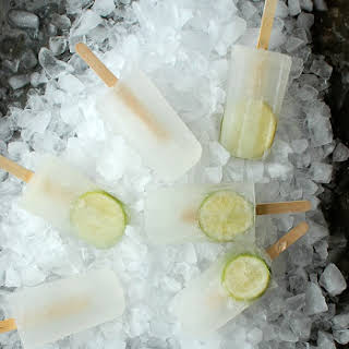 Zooquila Fresca Popsicles {a Paloma poptail}.