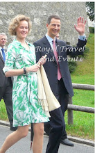 Photo: Hereditary Prince Alois and Hereditary Princess Sophie