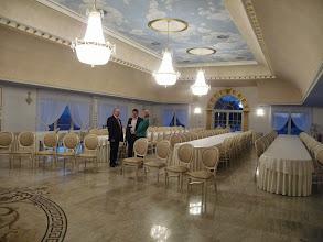 Photo: Sala on va tenir lloc els balls dels alumnes