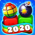 Toy Cubes Pop 2020 icon