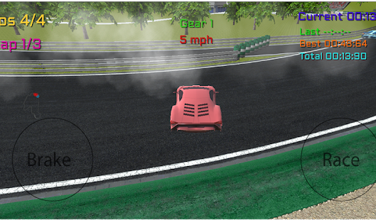 Fast Racing Turbo 3D-Free screenshot 10