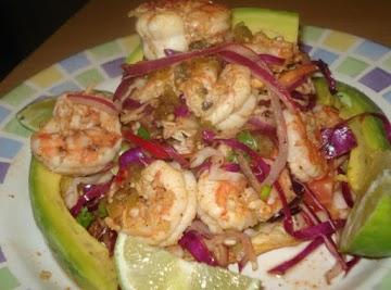 Mexican Shrimp Tostadas (tostadas De Camaron) Recipe